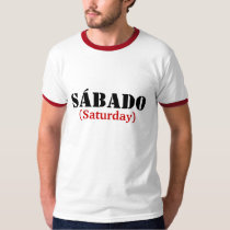 SABADO (Saturday) T-Shirt