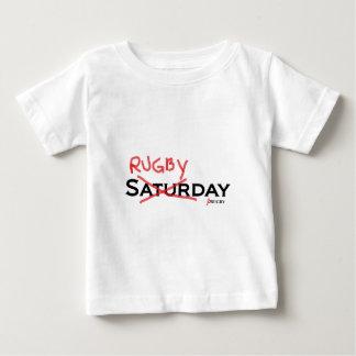 Sábado X Rugbyday Playera Para Bebé