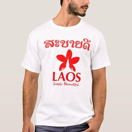 Sabaidee Laos4 T-Shirt