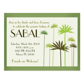 SABAL :: Miami Postcard