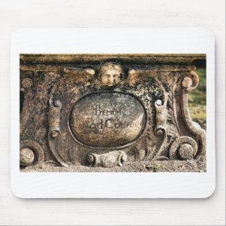 Sabana del cementerio de Bonaventure, GA Tapetes De Ratones