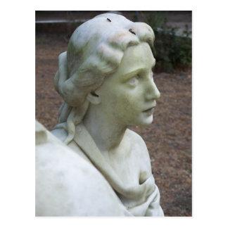 Sabana GA del cementerio de Bonaventure del ángel Postales