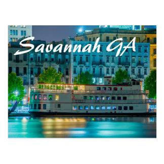 Sabana GA Tarjetas Postales