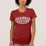 Sabana Georgia Camisetas