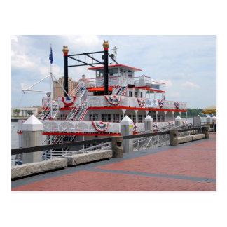 Sabana Georgia de la barca Tarjetas Postales