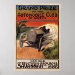 Sabana internacional GA 1908 del ciclismo en ruta  Impresiones