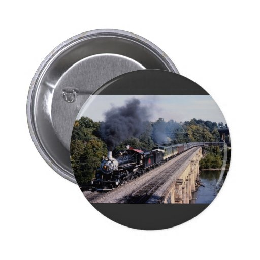 Sabana y ferrocarril de Atlanta, no. 750, villanci Pin