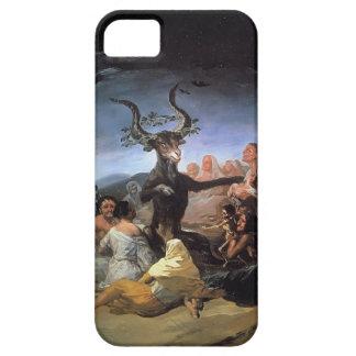 Sabat de las brujas de Francisco Goya- iPhone 5 Case-Mate Cárcasa