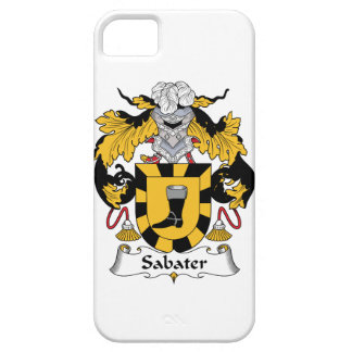 Sabater Family Crest iPhone 5/5S Covers