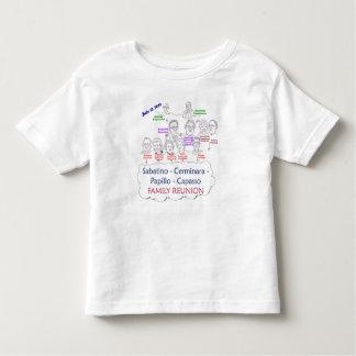 Sabatino Reunion Toddler T-shirt
