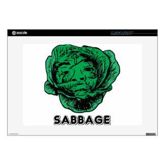 Sabbage Skin For Laptop