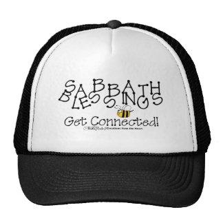 Sabbath Blessings Get Connected Trucker Hat