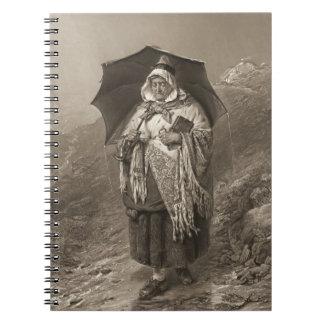 Sabbath Day 1877 Notebook