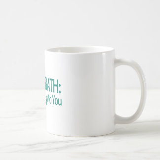 Sabbath The Rest Is Up To You Classic White Coffee Mug