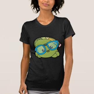 Sabelotodo de la tortuga camisas