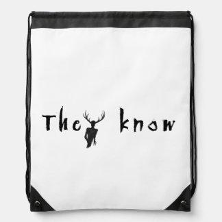 Saben - el backbag del lazo mochilas