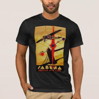 Sabena Art Deco Compass T-Shirt