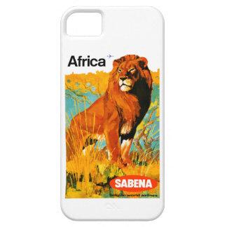 ~ Sabena de África iPhone 5 Carcasa