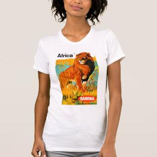 ~ Sabena de África Camisetas