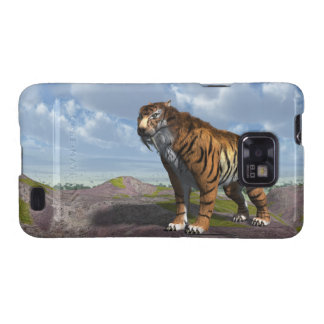 Saber Tooth Tiger Galaxy S2 Cover