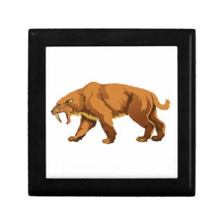 Saber-toothed Cat Gift Box