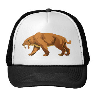 Saber-toothed Cat Hat