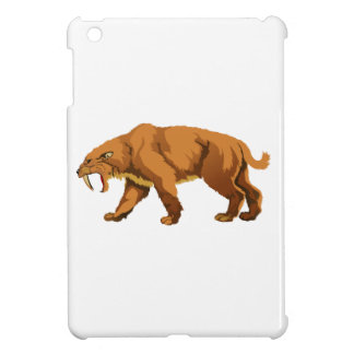 Saber-toothed Cat Cover For The iPad Mini