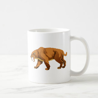 Saber-toothed Cat Mug