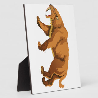 Saber-toothed Cat Plaques