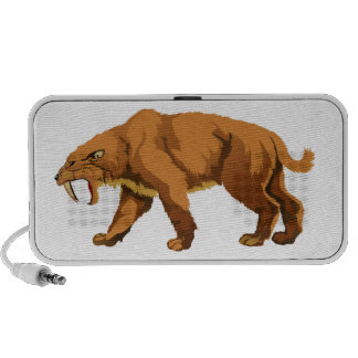 Saber-toothed Cat Mini Speakers