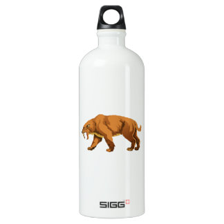 Saber-toothed Cat Water Bottle