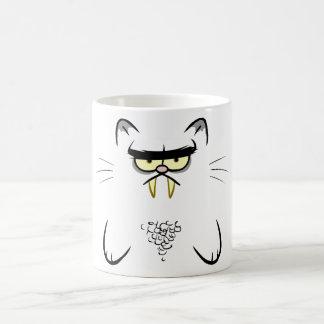 Saber-toothed House Cat: Mug