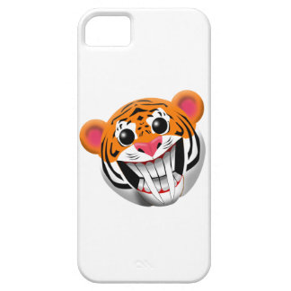 saber-toothed tiger iPhone 5 cases