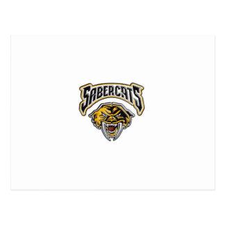 Sabercats Youth Football & Cheer Postcard