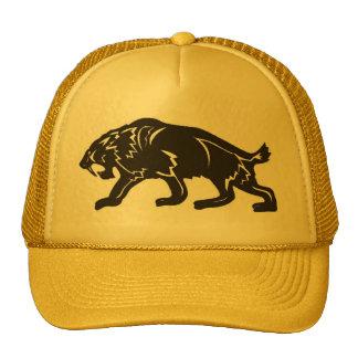 Sabertooth Mesh Hats