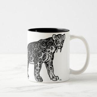 Sabertooth!! Smilodon Mug