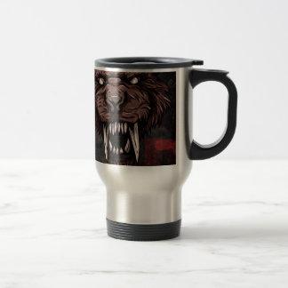 Sabertooth Travel Mug