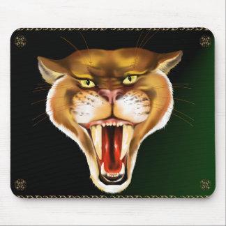 Sabertoothed Tiger Mousepad