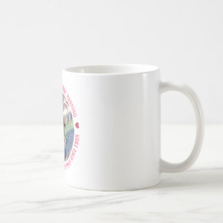 Sabía quién era esta mañana solamente he cambiado taza clásica