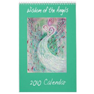 Sabiduría del calendario de los ángeles 2010