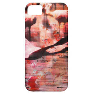 Sabiduría del flamenco iPhone 5 Case-Mate carcasas