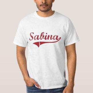 Sabina Ohio Classic Design T-Shirt
