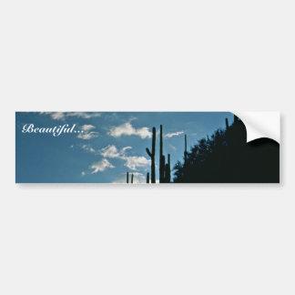 Sabino Canyon Arizona Bumper Sticker