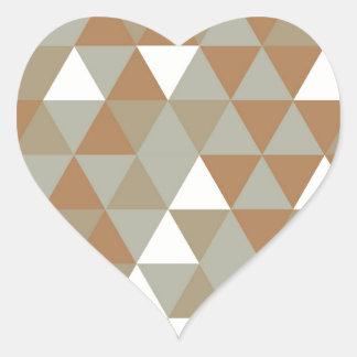 Sabio de Saybrook, rama de olivo, Mascarpone, Pegatina En Forma De Corazón