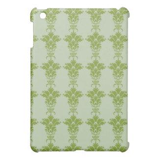 sabio verde y damasco adornado verde oliva pern