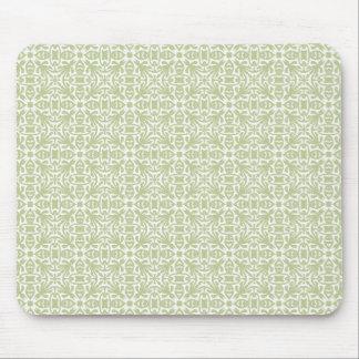 Sabio y Mousepad modelado suavidad blanca Tapetes De Raton