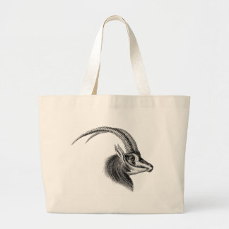 Sable Antelope Canvas Bags