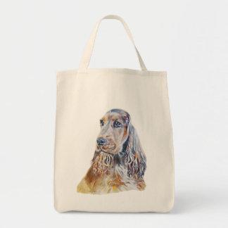Sable English Cocker Spaniel Tote Bag
