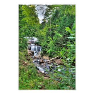 Sable Falls, Michigan Photo Print