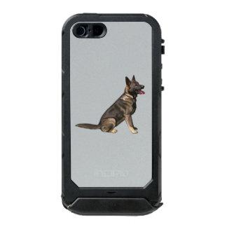 Sable German Shepherd Dog Waterproof iPhone SE/5/5s Case